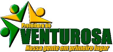 Governo Municipal de Venturosa logao